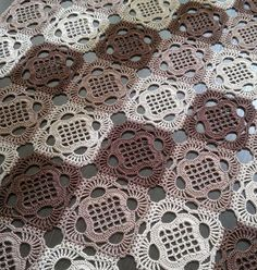 Crochet Patterns: Crochet Tablecloth Pattern - And How To Crochet
