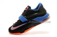 http://www.jordan2u.com/nk-kevin-durant-kd-7-custom-blackphoto-blueteam-orange-for-sale.html Only$94.00 NK KEVIN DURANT KD 7 CUSTOM BLACK/PHOTO BLUE-TEAM ORANGE FOR SALE #Free #Shipping!