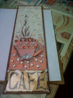 Aroma - Colección Café - la previa antes de ir al horno, Vitrofusión