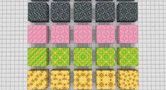 Post with 4444 views. Minecraft Floor Designs, Minecraft Pattern, Minecraft Blocks, Minecraft Tips, Minecraft Creations, Minecraft Projects, Minecraft Houses, Minecraft Stuff, Minecraft Portal