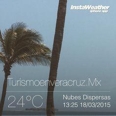 Un #día caluroso en #Veracruz http://www.turismoenveracruz.mx #megusta