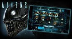 #2 Aliens gruseliges Filmen Automat