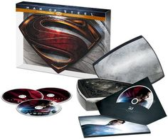 Man Of Steel (3D Blu-ray) (Tin Box Limited Collector's Edition)