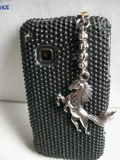Horse Dust Cover charm for  IPhoneSamsungs Ipods by JudysEtsyStore, $7.99