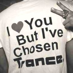 I love you, But i've chosen Music Is My Escape, My Music, Creamfields Festival, Trance Music, Love You, My Love, Electronic Music, Music Lovers, Edm