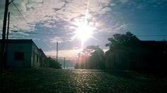 Bom dia sol!!
