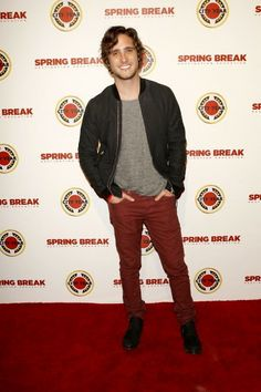 "Diego Boneta City Year Los Angeles ""Spring Break"" Fundraiser"