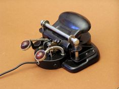 KGB steampunk mouse