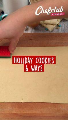 Easy Christmas Treats, Christmas Desserts, Fun Desserts, Delicious Desserts, Dessert Recipes, Yummy Food, Fun Baking Recipes, Sweet Recipes, Cooking Recipes