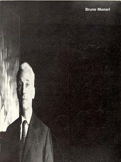 Bruno Munari. Milano, Galleria San Fedele, 1971. Catalogo di mostra, ottobre 1971. Testo di Paolo Fossati (1971)