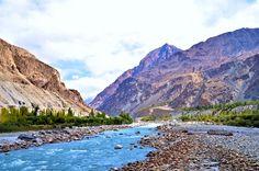 Turtuk Shyok River