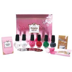 Konad Nail Art Stamping Special Set *** Learn more by visiting the image link.