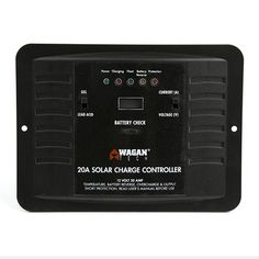 20A SOLAR CHARGE CONTROLLER ITEM NUMBER: 2511