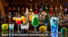 Listen & Read a Full Episode from Gritty Spanish