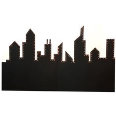 A NYC skyline has be included somewhere..... :)