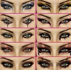 Halloween cats and kittens | January 22, 2015 admin Beauty Tags: cat eye makeup tutorial
