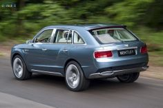 Bentley SUV to plug in