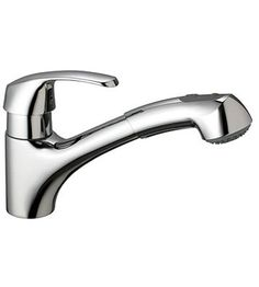 Delightful Grohe Faucets   Grohe Alira Low Profile Pull Out Kitchen Faucet