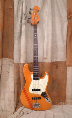1965 Fender Jazz Bass Orange