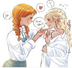 Secret Of Love, Frozen Fan Art, Cute Lesbian Couples, Disney Frozen Elsa, Queen Elsa, Elsa Anna, Princess Sofia, Jelsa, Disney Pictures