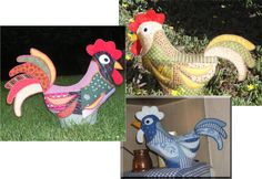 Ronny - the pretties rooster in town ! Fun to do guaranteed ...........