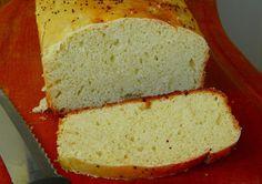 Pão caseiro super fácil - Receitas da Vovó