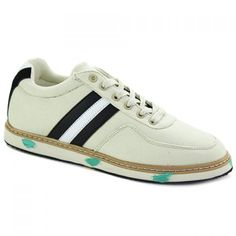 Stylish Stripes and Suede Design Casual Shoes For Men #jewelry, #women, #men, #hats, #watches