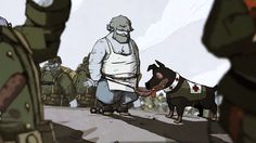 Five games that will look great on your iPhone 6: Valiant Hearts #spon #ebayforthewin
