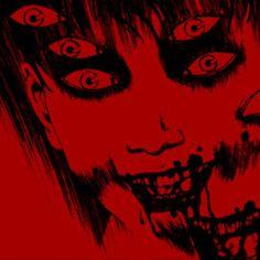 Goth Aesthetic, Aesthetic Colors, Arte Horror, Horror Art, Manga Art, Anime Art, 8bit Art, Nagasaki, Wow Art