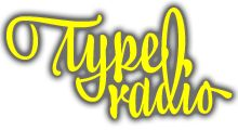 The Typeradio podcasts cover both type and more general design. Typeradio is, in fact, a Micro FM broadcast and an MP3 internet radio stream as well as a podcast station, and they broadcast questions, answers, performances, events and talks online - plus onstage too.