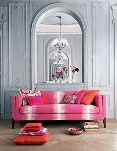 Gorgeous fabric | Manuel Canovas
