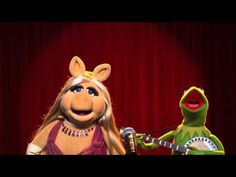 "Miss Piggy and Kermit Sing ""In Spite of Ourselves"" - The Muppets - YouTube"