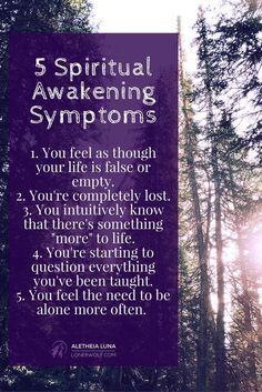 11 Inspiring Quotes About Spiritual Awakening - The Lotus Mama