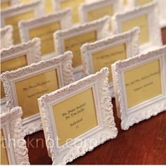 place holder frames