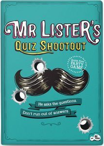 Mr Lister's Quiz Shootout | Board Game | BoardGameGeek