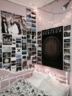 another thing where we could put pictures of friends (or a fob shrine tbh) but with just a few pictures like maybe just a couple on the edges of her headboard know what i mean