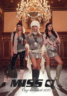 MSQ/2010/Fall/Winter Collection / models: Jázmin, Anett, Dj Lia