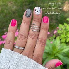 Cute Gel Nails, Get Nails, Cute Nail Art, How To Do Nails, Hair And Nails, Fabulous Nails, Gorgeous Nails, Pretty Nails, Colorful Nail Designs