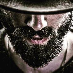 Looks a lot like Ricks #beard from the #walkingdead #beardsofinstagram #scotland #killtheshave #beardedbasturds