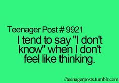 Teenager posts relatable funny teen quotes teenager posts, t Teenager Posts Sarcasm, Teenager Posts Boyfriend, Teenager Post Tumblr, Teenager Posts Crushes, Teenager Quotes, Teen Quotes, Stress, New Beginning Quotes, Friendship Day Quotes