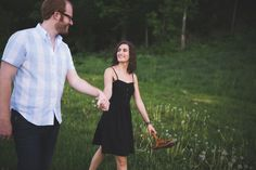 Decorah Engagement «« Tandem Tree Photography