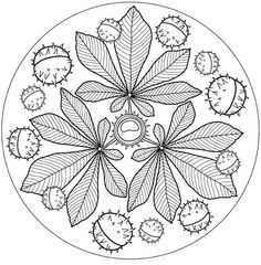 Home Decorating Style 2020 for Mandala Automne Maternelle, you can see Mandala Automne Maternelle and more pictures for Home Interior Designing 2020 at Coloriage Kids. Fall Coloring Pages, Pattern Coloring Pages, Doodle Coloring, Mandala Coloring Pages, Adult Coloring Pages, Coloring Sheets, Coloring Books, Zentangle Patterns, Embroidery Patterns