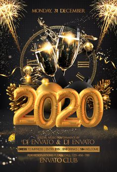 New Year Christmas Party Flyer by Artolus on New Year Wishes Images, New Year Wishes Messages, Happy New Year Pictures, New Year Message, New Year Photos, Happy New Year Png, Happy New Year Photo, Happy New Year Greetings, Happy New Year Everyone