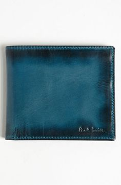 Paul Smith Accessories Billfold Wallet available at #Nordstrom