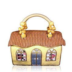 DARLING'S Amliya Cottage Fashion Design Handbag Bag