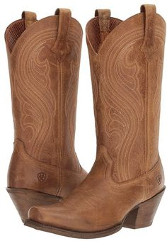a9db322fb2169 Ariat - Lively Cowboy Boots. Cowboy boot fashions. I m an affiliate marketer
