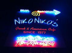 Niko Nikos - Houston, TX