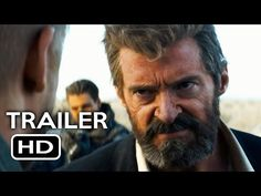 This actually looks like it could be really good, which is awesome. I didn't like the first Wolverine film and didn't see the others, but #Logan looks sick.