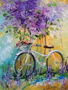 Мой велосипед (532x700, 543Kb)
