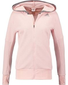 Bestill adidas Performance Treningsjakke - vapour pink for kr 1 Online Shops, Adidas Performance, Hooded Jacket, Pink, Athletic, My Style, Lady, Workout Outfits, Jackets